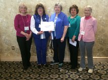 AAUW 2014 convention